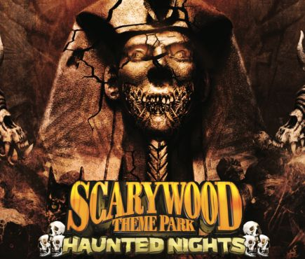 Scarywood Theme Park Haunted Nights